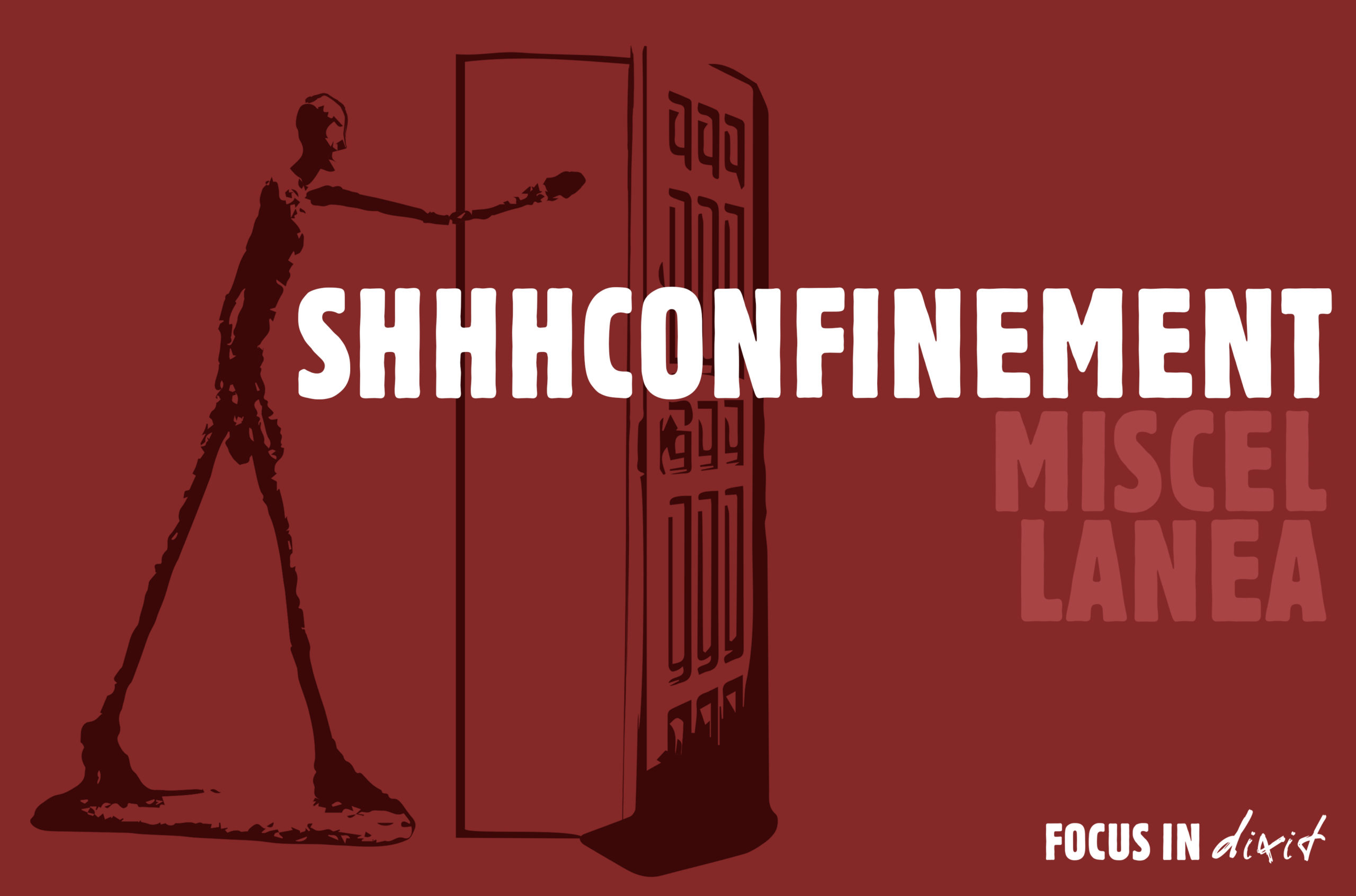 shhhconfinement