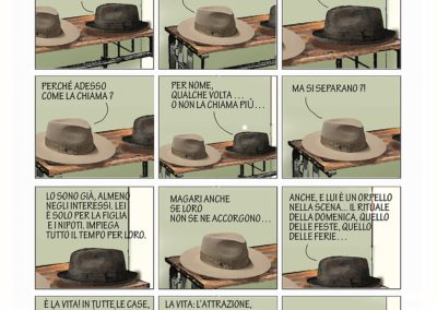 I cappelli ci guardano